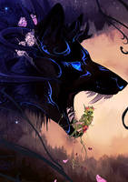 Poem 9 -The wolf and his boy- by Remarin