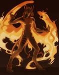 Sketch Commission:. Shinigami-Souls