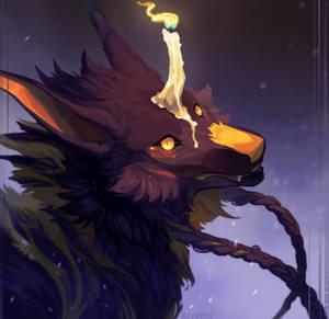 Headshot:. Samhain by Remarin