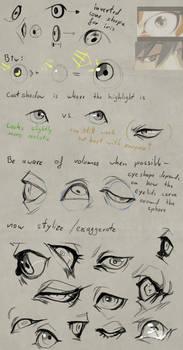 Eye 'tutorial'