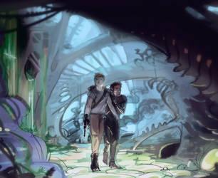 SC:. Alien exploration by Remarin
