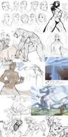 Sketchdump.10 by Remarin