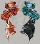 Design C:. tattoo