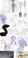 Sketchdump.11 by Remarin