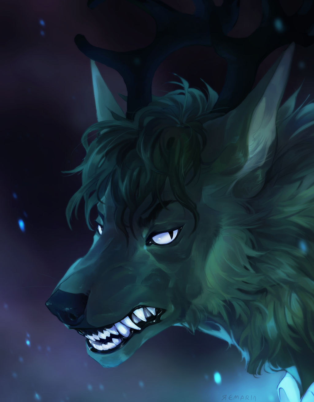 Headshot:. Sekushi by Remarin