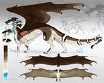 Striped Otter Dragon -auction- closed