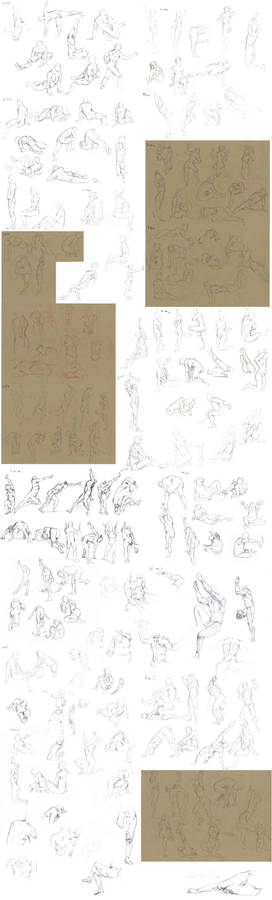 Schoolstuff.15 Figure drawing