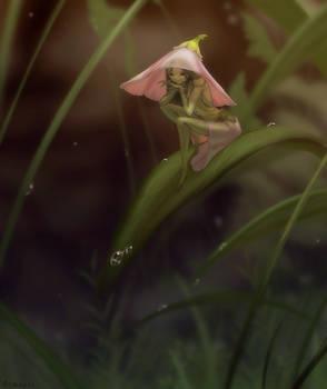 Monstober Day20 - Plant/Flora
