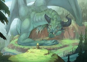 Monstober Day21 - Gentle Giant