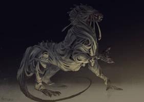 Monstober Day24 - Wrinkles