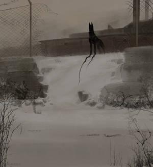 Monstober Day25 - Hound