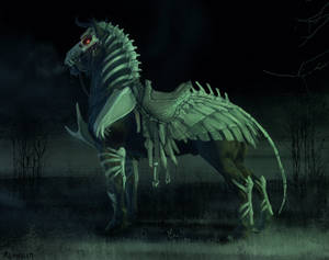 Monstober Day30 - Bone Armor