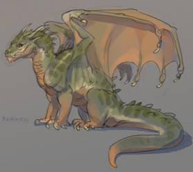 gimme dragon plz