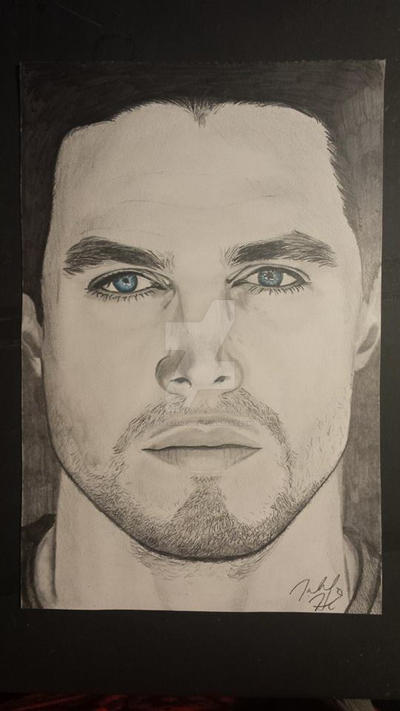 Stephen Amell by jeffa7xheiny