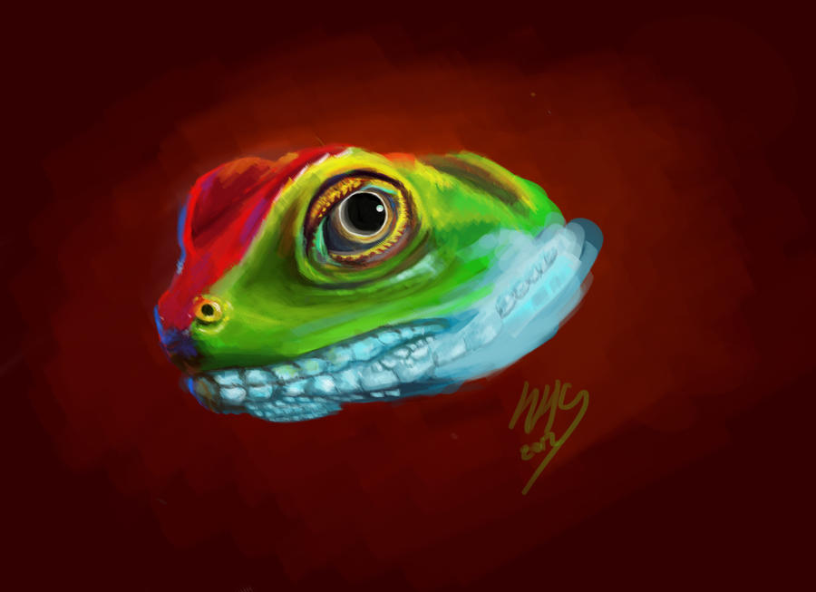 [Image: sketch_study_01___lizard_2_by_kaz93-d4nipji.jpg]