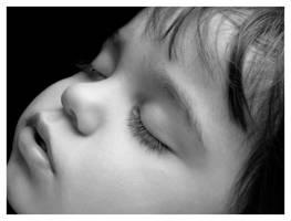 Sleeping - grey by JimmyOblues