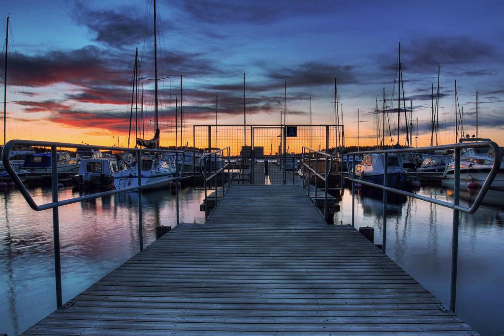 Boat Dock by Grymstiff