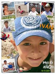 Ivan 6th birthday