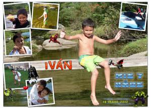 Ivan's 7th birthday