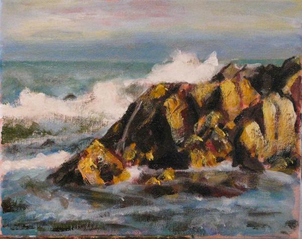 Qingdao Seascape by JimmyDemello