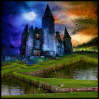 The Moat House by Stroody