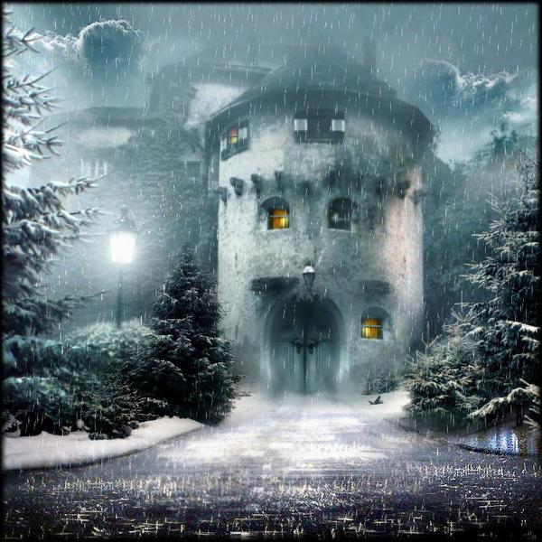 Winter Rain by Stroody