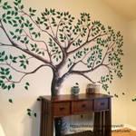 Tree Mural by ctoywolf1008