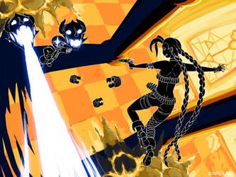 Commission - JinxTales by emikochan13