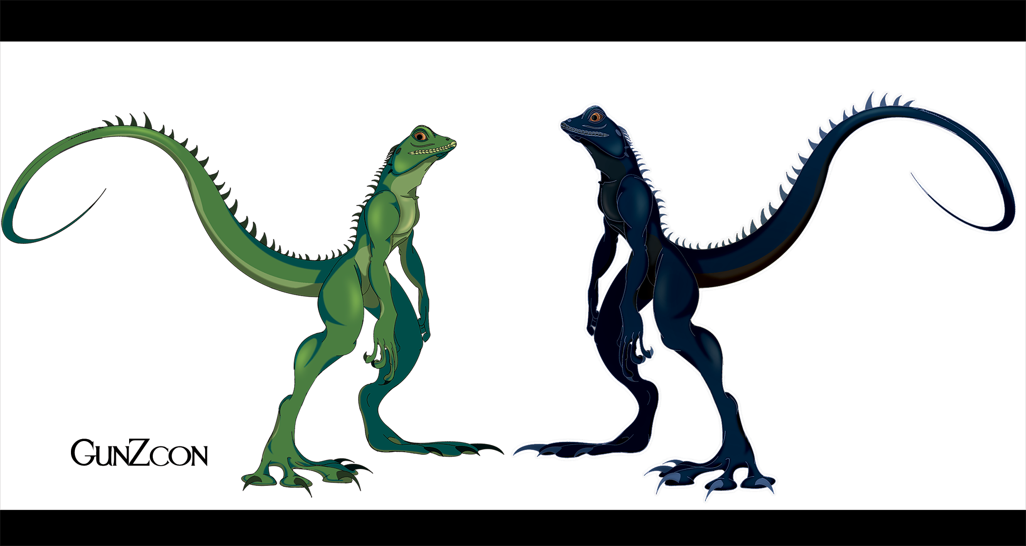 Anthro Lizard
