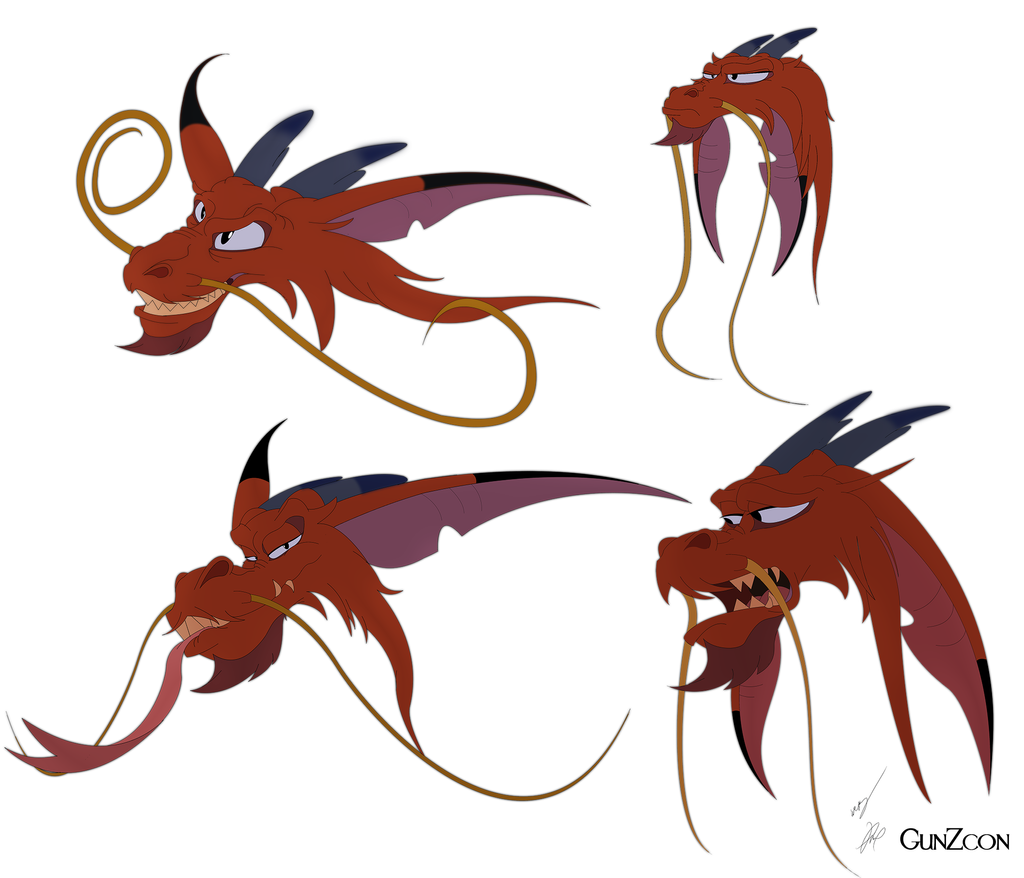 It's just a graphic of Irresistible Pictures of Mushu