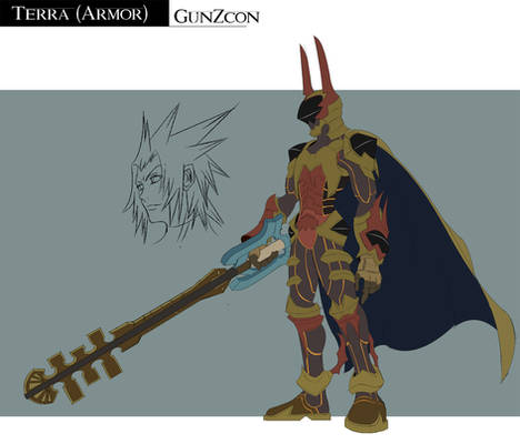 Terra Armor Flat Color