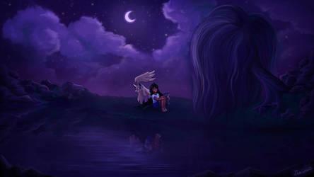 Peaceful Nights by Zamietka