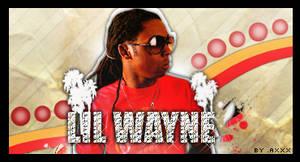 Lil Wayne by AxXx-art