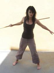 punk little martial artist 14