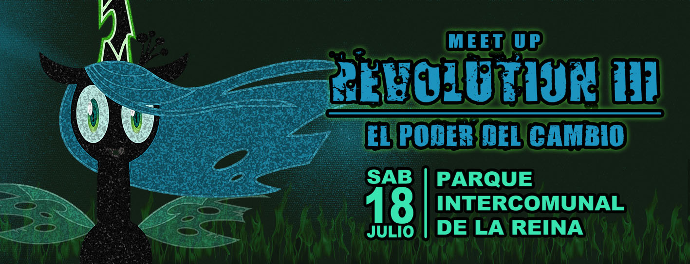 REvolution Bronyfest III Chile by TotoroXVI