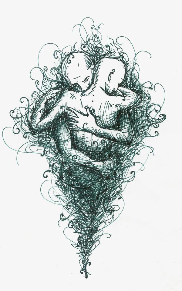 hug by passavodiquipercaso