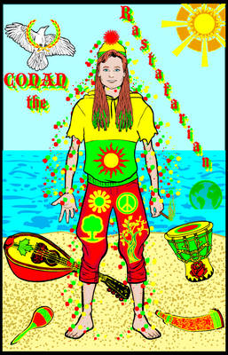 CONAN the Rastafarian