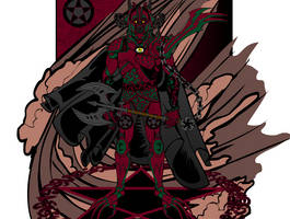 Pentacle Knight