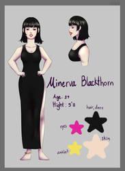 [Request] Minerva Blackthorn