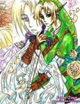 LINK Zelda Legend