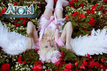 AION Cosplay by JennyJinya