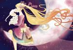 Sailor Moon + Artemis