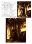 Treehouse concept art