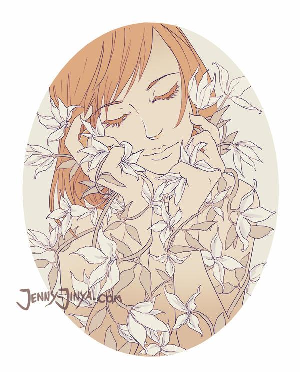 Gentle by JennyJinya