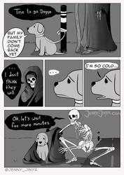 good boy comic