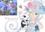 Animal Crossing   Marshal by JennyJinya