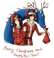 Christmas by GamaV
