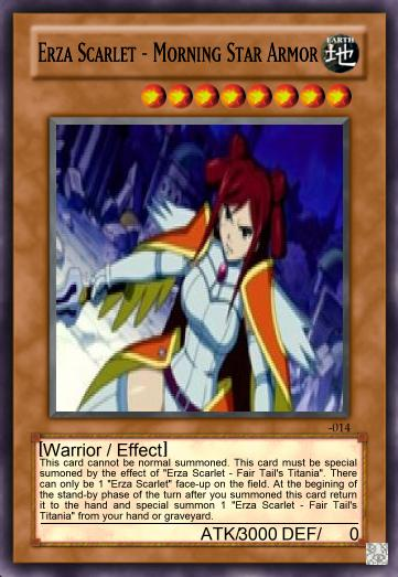 Erza Scarlet Mo... Erza Scarlet Armor Types