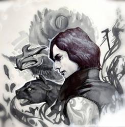 V by AngusDra