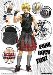 Punk Rock Eliot